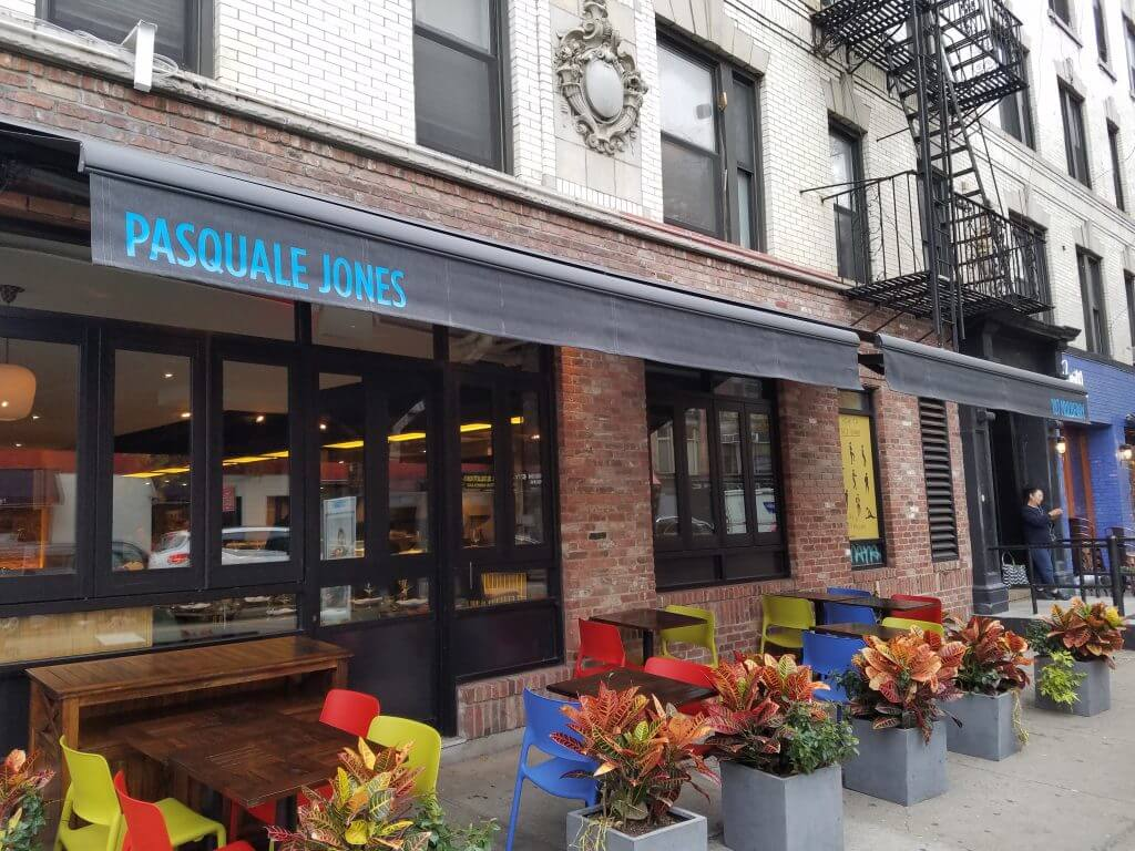 nyc retractable awnings